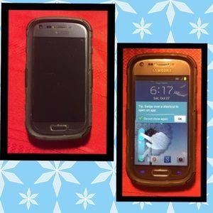 Samsung Virgin Mobile Prevail 2 w/ Lifeproof Case